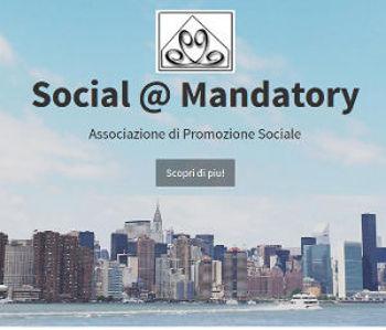 Social @ Mandatory - Associazione di Promozione Sociale!