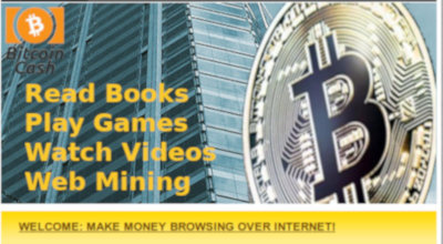 Bhcsatoshi Mining web - Guadagna online