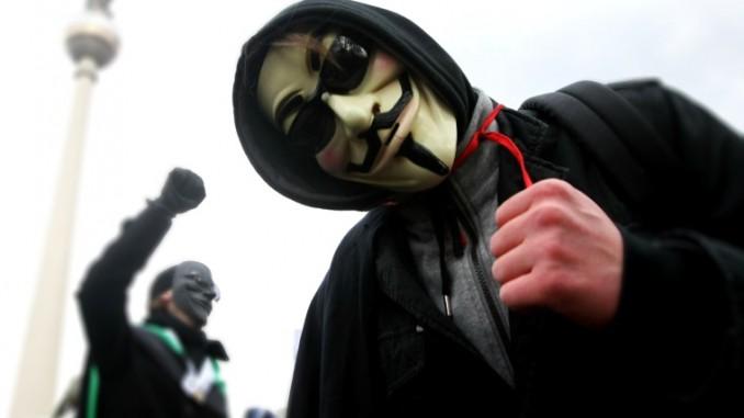 8 Hacks più interessanti condotti da hacker anonymous