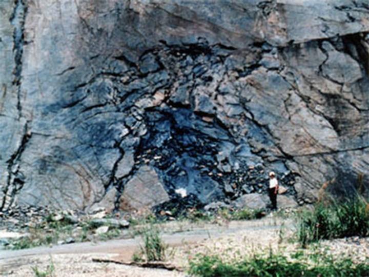 Il reattore nucleare vecchio due miliardi di anni