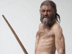 La seconda vita di Oetzi: giro del mondo in 3D per l'uomo dei ghiacci
