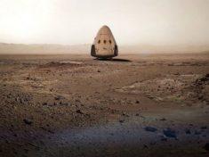 Space X atterrerà su Marte entro il 2018
