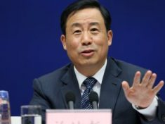 Xu Dazhe, direttore dell'agenzia spaziale cinese(reuters)