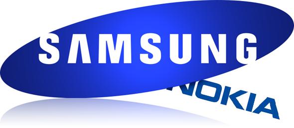 Alleanza tra Nokia e Samsung per i brevetti