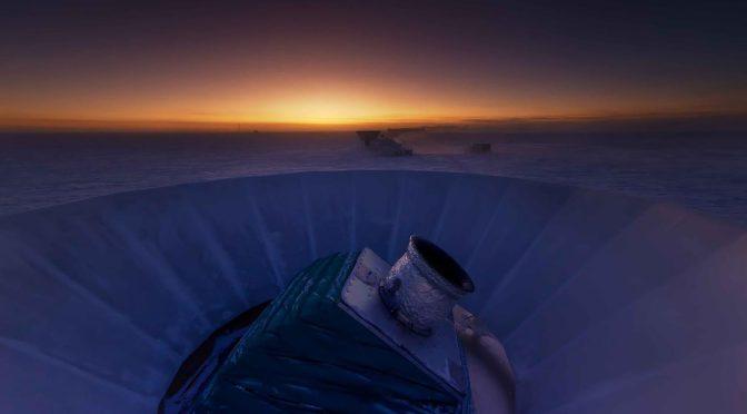 BICEP3, cercasi prove dell'inflazione cosmica