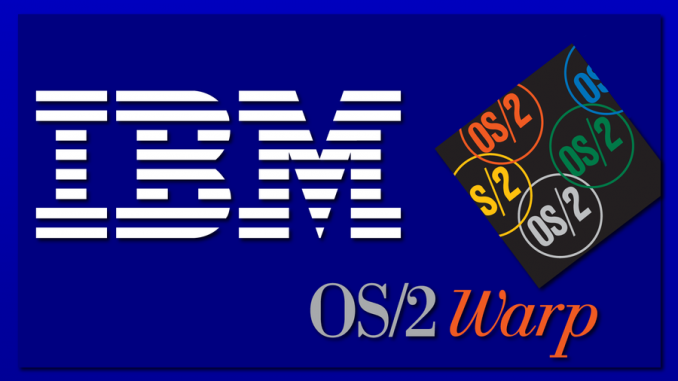 Sistema operativo OS/2