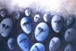 Legame della mente cosciente con l'inconscio collettivo