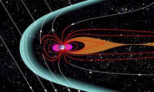 """La """"Magnetosfera"""" della Terra è crollata oggi per due ore!"""