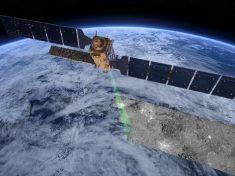 Sentinel-1B in orbita: lancio perfettamente riuscito dopo due rinvii