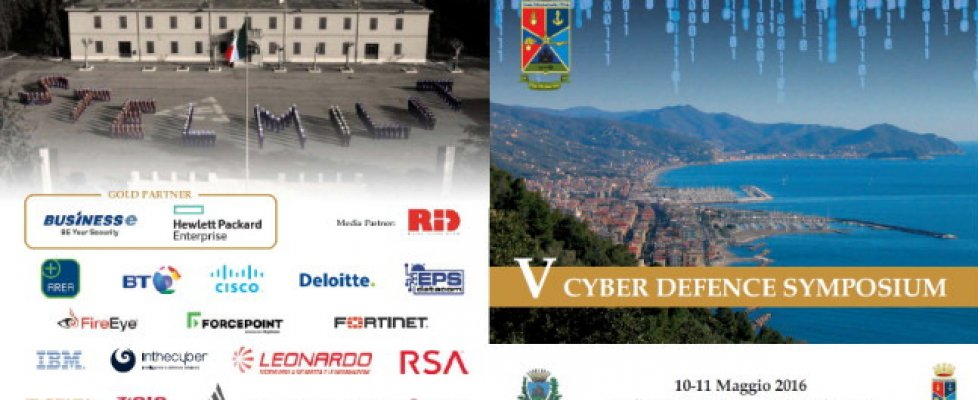 Cyber defence symposium 2016: strategia e sicurezza al tempo dell'infosfera