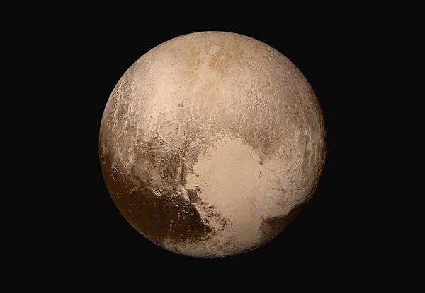 Plutone si riscatta, è nano ma simile agli altri pianeti