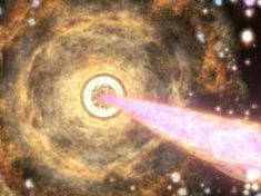 Scoperta l'origine di un neutrino cosmico