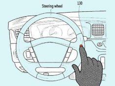 Hyundai brevetta il volante 'touch', più sicurezza a bordo