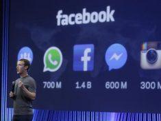 Facebook, in arrivo messaggi usa e getta