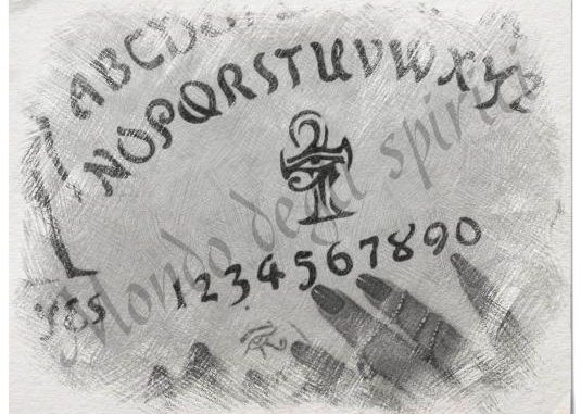 Riconoscere la tipologia di spiriti durante una comunicazione spiritica
