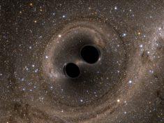 Se i buchi neri rendessero meno oscura lamateria