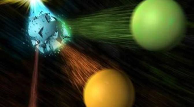 L'esperimento BaBar conferma l'asimmetria del tempo quantistico