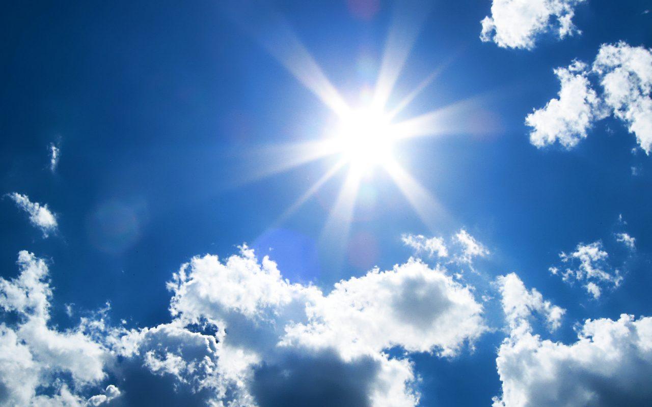 Reazioni chimiche con l'energia solare