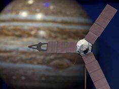 La sonda Juno è nell'orbita di Giove