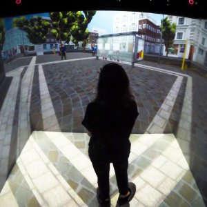 Riprendere a camminare con la cyberterapia, la riabilitazione passa dalla realtà virtuale