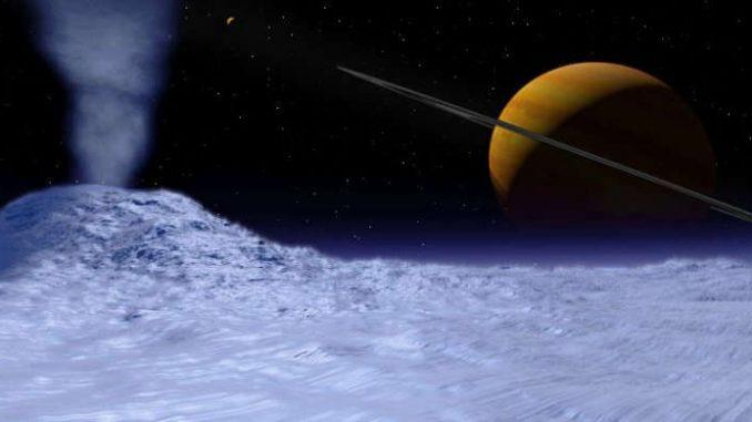 Quell'Oceano nascosto sulla luna di Saturno è la migliore 'casa' di E.T.