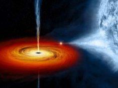 Osservato per la prima volta un vortice gravitazionale: così la materia cade in un buco nero