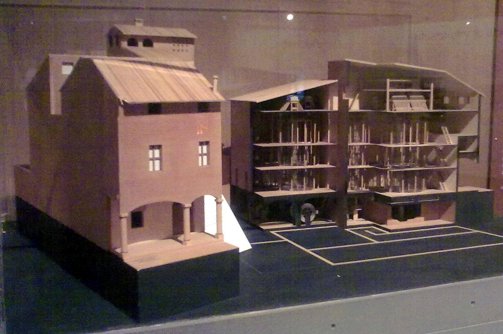 Museo Tecnologico: Il mulino da seta Bolognese