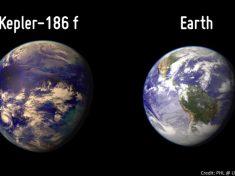 Scoperto Kepler 186f, il gemello della Terra