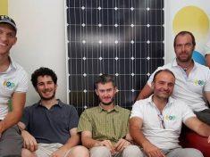 I pannelli solari galleggiano. Così cambia il futuro