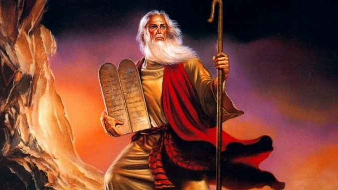 Il Segreto dell'Esodo: Mosè ovvero il Generale Faraone Horemheb