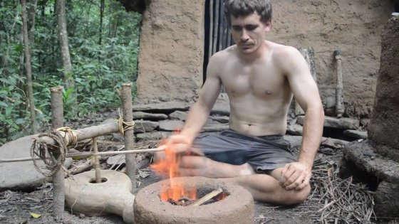 Primitive Technology, l'uomo delle caverne è su YouTube