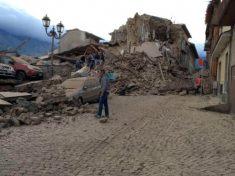 24 agosto 2016. Terremoto nell'Appennino. La zona colpita dal terremoto odierno rientra nella fascia ad altissima pericolosità che corre lungo l'asse della catena appenninica.