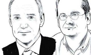 Tim Berners-Lee e Lawrence Lessig