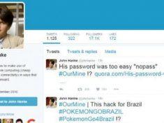 Pokémon Go, bucato l'account Twitter del numero 1 di Niantic