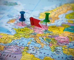 Chi scoprì l'Europa?