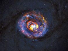 E se invece vivessimo al di là di un buco nero?