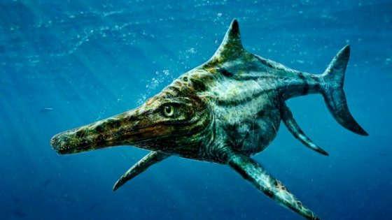 """Ecco il """"cugino"""" del mostro di Loch Ness: """"Feroce come un tirannosauro"""""""