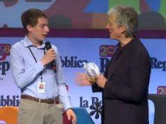 Studente italiano 16enne vince il premio Ue per i giovani scienziati