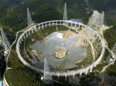 Cina, ''si accende'' il radiotelescopio più grande del mondo