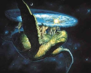 La bizzarra teoria della Terra Piatta