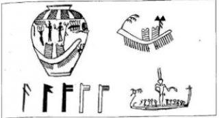 Oggetti egiziani