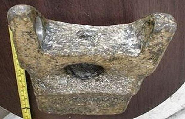 L'enigma del manufatto in alluminio proveniente dal Pleistocene (20 mila anni fa)