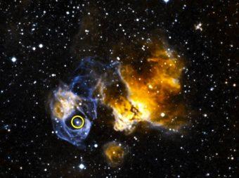 Binaria da record: è gamma, ed è extragalattica