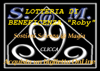 "lotteria beneficenza ""Roby"""