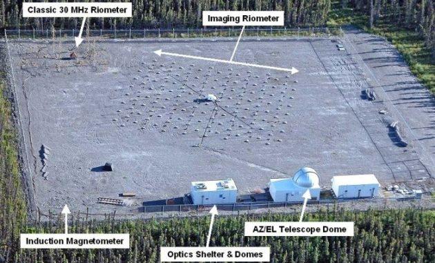 Altra Calcata… altro mondo: Dietro ai terremoti c'è una forza occulta: HAARP