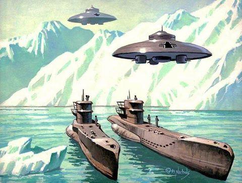 Operazione HIGH JUMP e le missioni di Hitler in Antartide