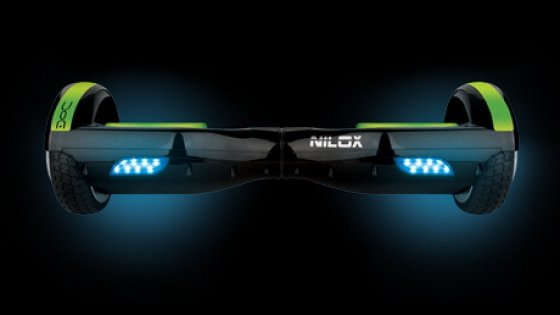 Nilox Doc, con l'hoverboard in città. La prova del mezzo