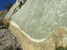 Sul Monte Vettore una spaccatura lunga oltre 10 chilometri