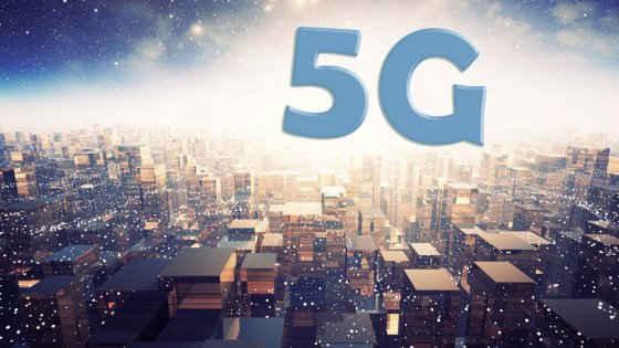 La nuova rete per mobili 5G anche in Italia