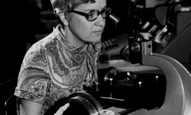 Vera Rubin (1928-2016).|NATIONAL ACADEMY OF SCIENCES